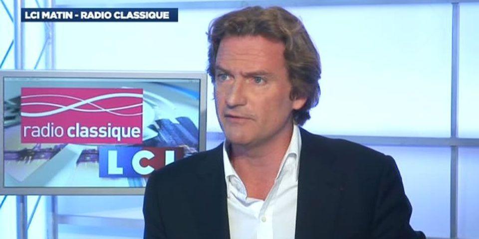 """Charles Beigbeder sur Anne Hidalgo : """"je ne veux pas qu'il y ait une inspectrice du travail qui soit maire de Paris, troisième ville du monde"""""""