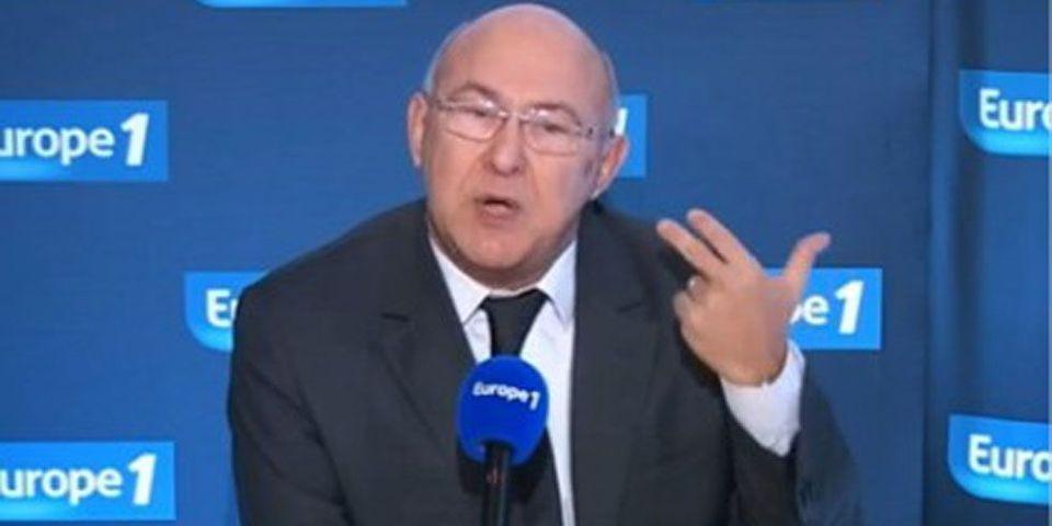 """Chiffres du chômage : Michel Sapin n'est pas """"le ministre du quotidien"""" mais le """"ministre de la durée"""""""