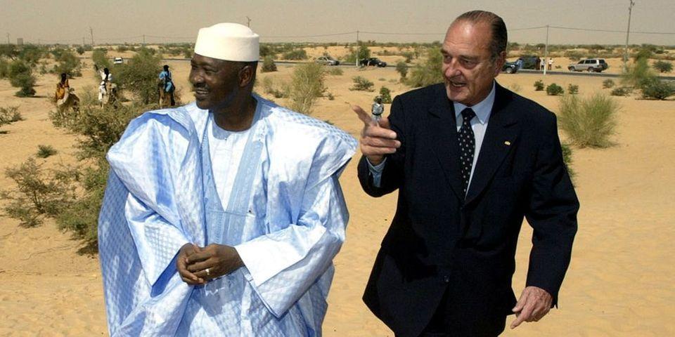 Chirac signe une tribune dans Le Monde pour sauver Tombouctou