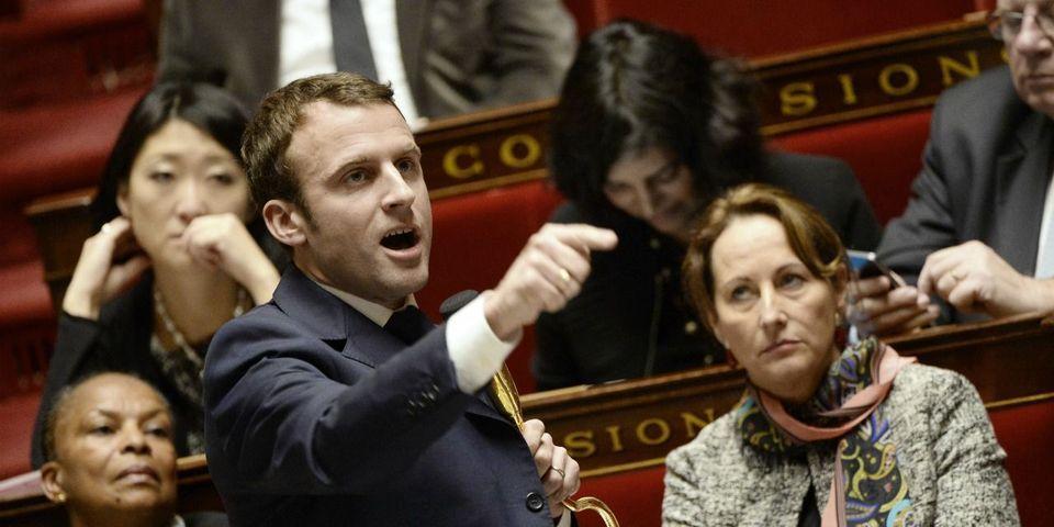 Chômage, assurance-maladie et retraite : comment Macron justifie sa phrase sur les entrepreneurs et les salariés