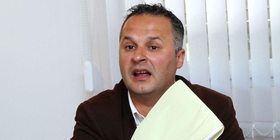 """Christian Assaf, député PS """"frondeur"""", envisage """"un programme d'union"""" avec Jean-Luc Mélenchon"""
