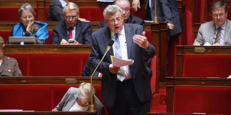 Christian Eckert, le rapporteur du budget, règle ses comptes avec NKM et Xavier Bertrand