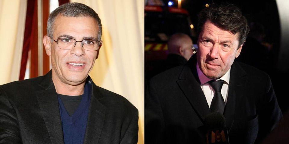 Christian Estrosi revendique le soutien d'Abdellatif Kechiche à Nice