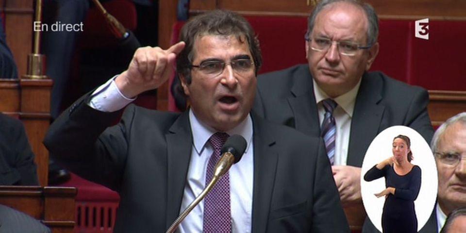 Christian Jacob refuse de présenter les excuses du groupe UMP à Véronique Massonneau et attaque Claude Bartolone