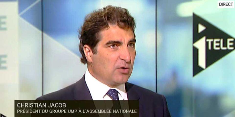 """Christian Jacob trouve qu'en France """"on ne travaille pas assez"""" et verrait d'un bon œil la réduction du nombre de jours fériés"""