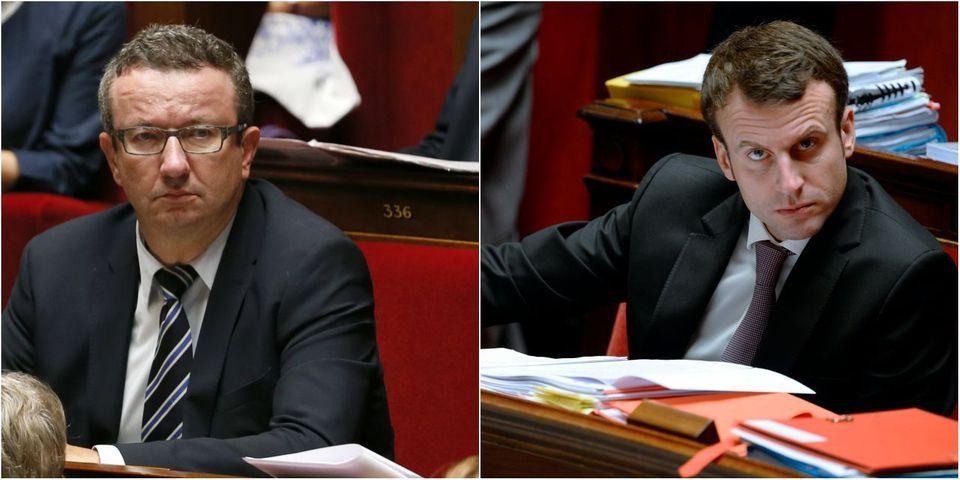 Christian Paul propose un débat télévisé à Emmanuel Macron