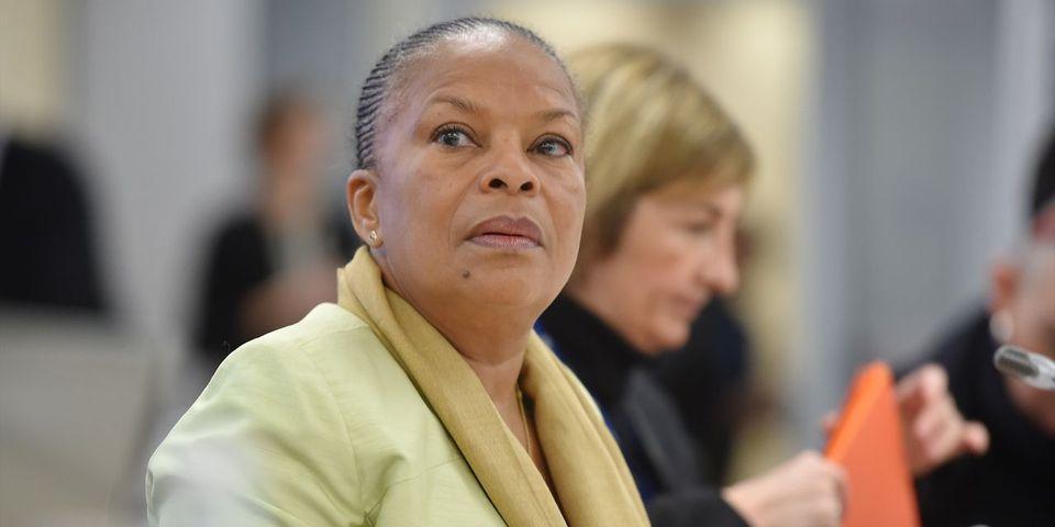 """Christiane Taubira à propos de certains candidats FN : """"ils ne dérapent pas, ils avouent"""""""