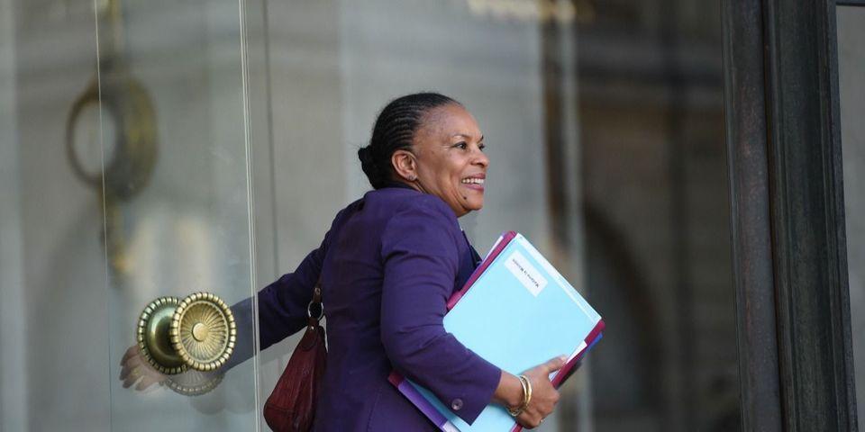 Christiane Taubira démissionne du ministère de la Justice, pour cause de déchéance de nationalité