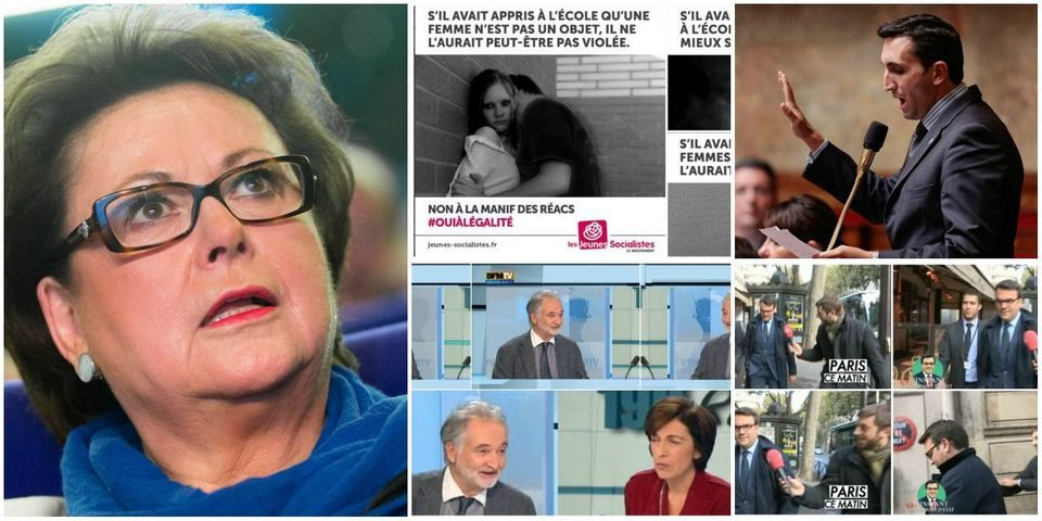 Christine Boutin piégée par le canular de Nicolas Bedos, article le plus lu de la semaine sur le Lab