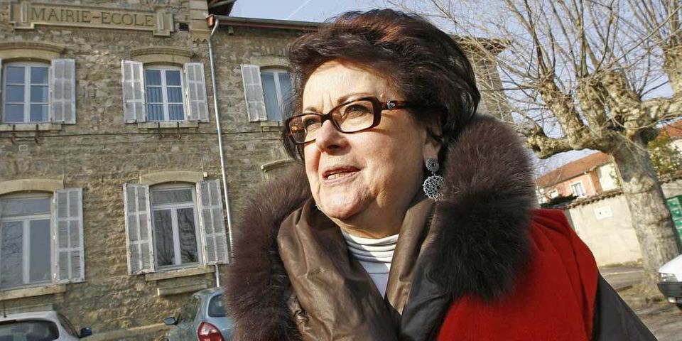 Christine Boutin rend hommage à Louis XVI