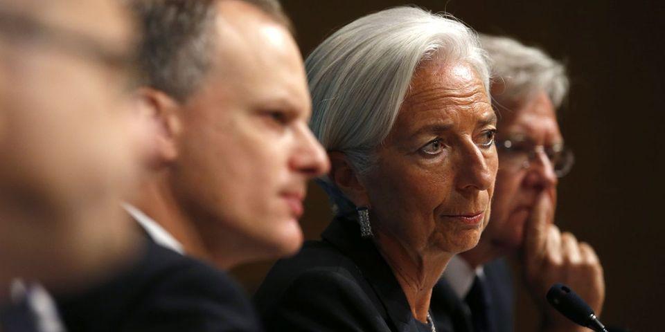 """Christine Lagarde mise en examen pour """"négligence"""" dans l'affaire Tapie"""