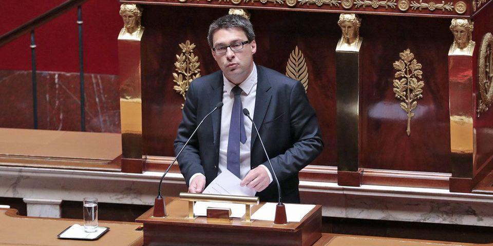 Christophe Léonard, le dernier frondeur, seul député socialiste à ne pas avoir voté le budget