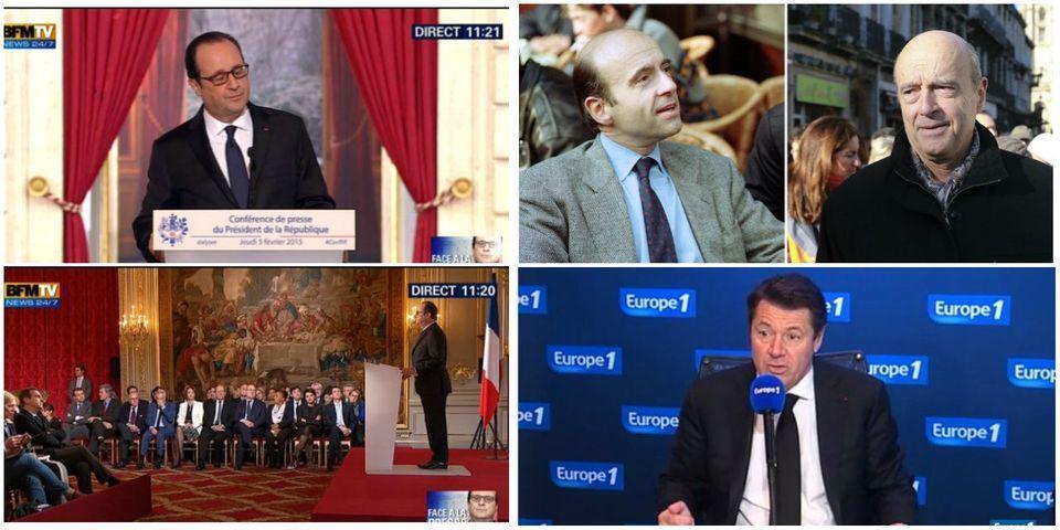 CHRONIQUE - Les revirements de Juppé et Sarkozy à Abou Dhabi dans la Semaine du Lab