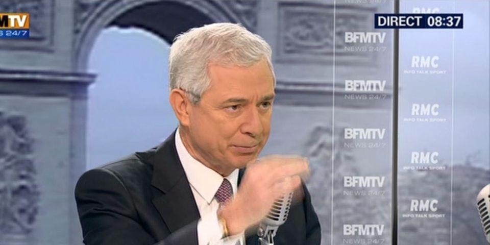 """Claude Bartolone dénonce """"les menaces grivoises"""" de certains notaires envers les députés"""