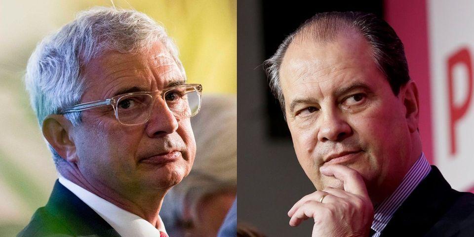 Claude Bartolone et Jean-Christophe Cambadélis s'inquiètent de l'état de l'UMP