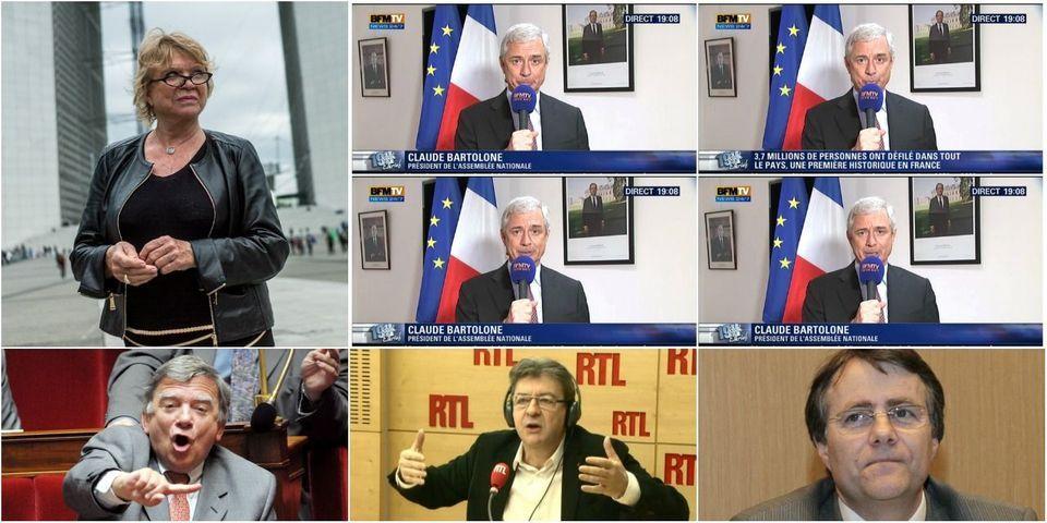 Claude Bartolone et le non-angélisme des politiques vis-à-vis du terrorisme, sujet le moins lu de la semaine