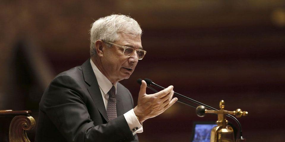 Claude Bartolone justifie son boycott de la remise d'un prix à Steeve Briois (FN) en invoquant Jean-Marie Le Pen