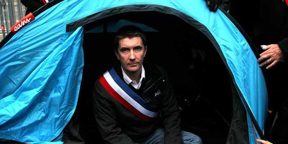 Gatignon, en grève de la faim, reçoit le soutien de Valls et Bartolone