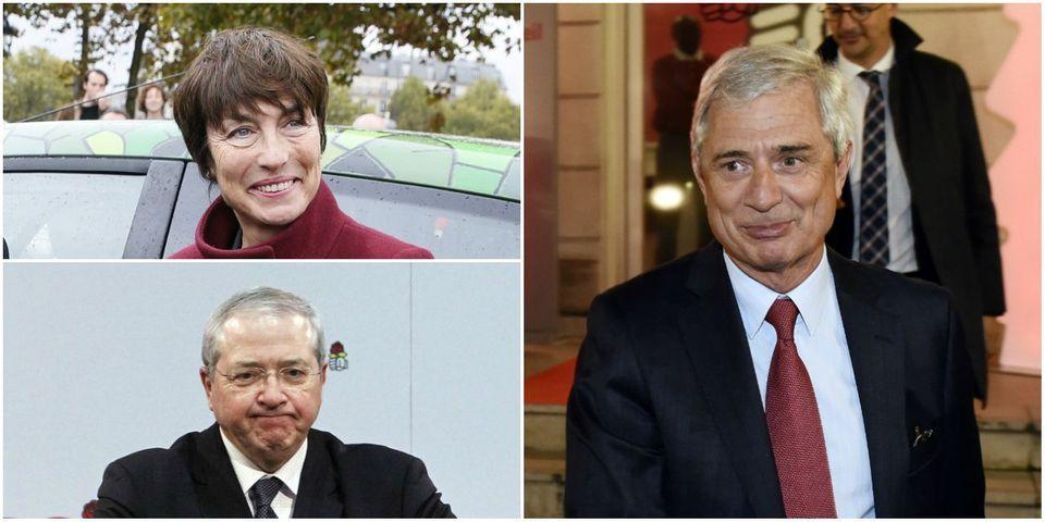 Claude Bartolone soutient Marie-Pierre de La Gontrie contre Jean-Paul Huchon pour les régionales en Île-de-France