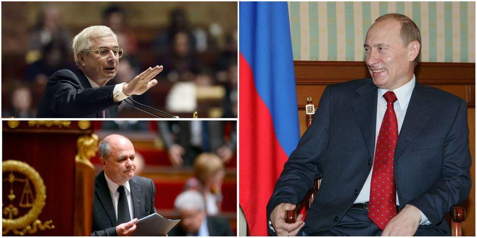 Claude Bartolone veut emmener Bruno Le Roux en Russie pour la forcer à le désinscrire de sa liste noire