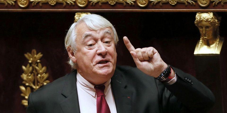 """Claude Goasguen veut """"mettre les Français un peu plus sous pression"""" avec une """"journée d'unité nationale"""" le 11 janvier"""