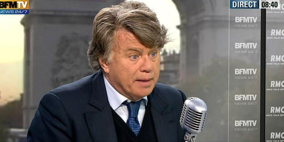 Collard préfère Fillon à Copé à la tête de l'UMP