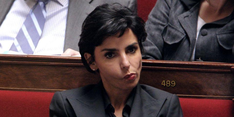 """Comme Nicolas Sarkozy en 2007 avec les banlieues, Rachida Dati veut un """"plan Marshall"""" pour l'éducation"""