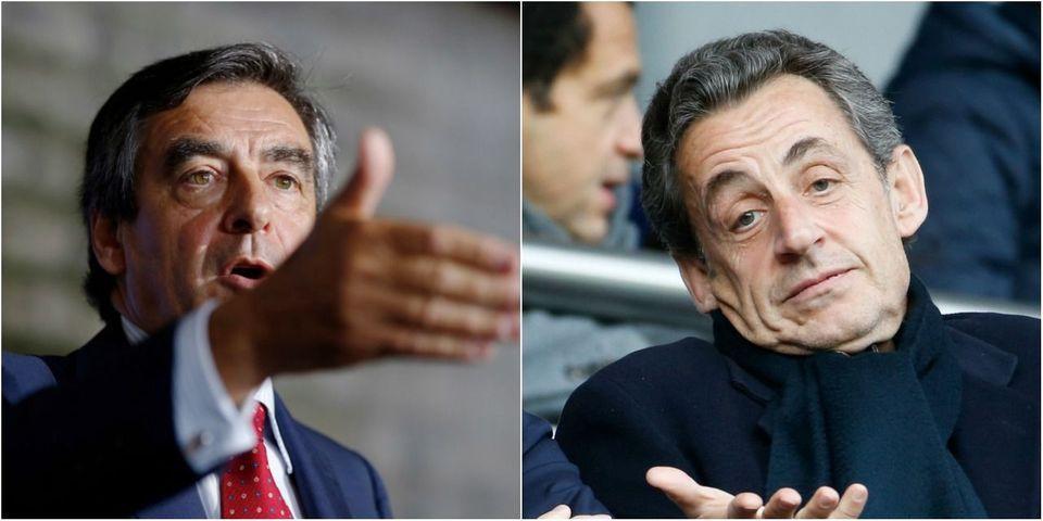 Comment Fillon a radicalement modifié son discours sur Sarkozy après le premier tour de la primaire