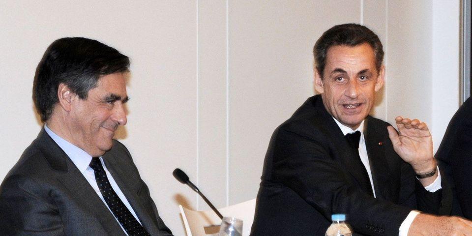 """Comment François Fillon, libéré de la tutelle de Nicolas Sarkozy, le trouve maintenant """"gentil"""""""