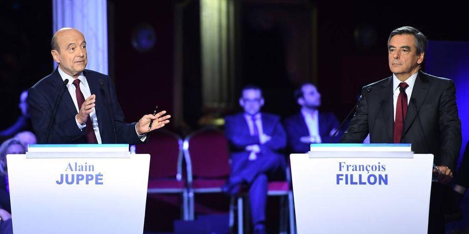 Comment Juppé rappelle plusieurs fois que Fillon et lui ont commencé leur carrière politique au même moment