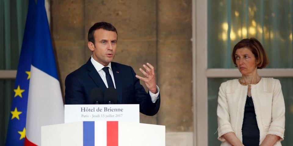 Comment la ministre des Armées justifie le gros recadrage du chef d'état-major par Emmanuel Macron