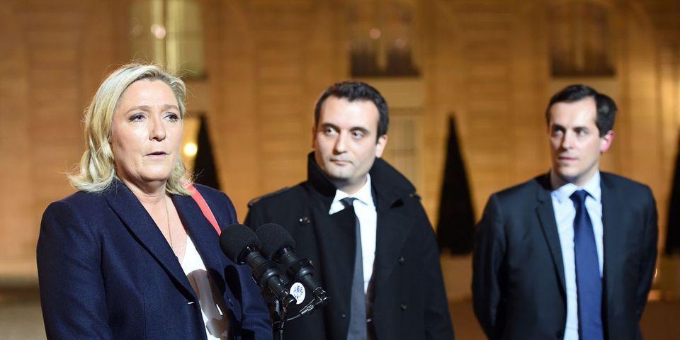 Comment le FN galère pour défendre Marine Le Pen dans l'affaire des assistants parlementaires