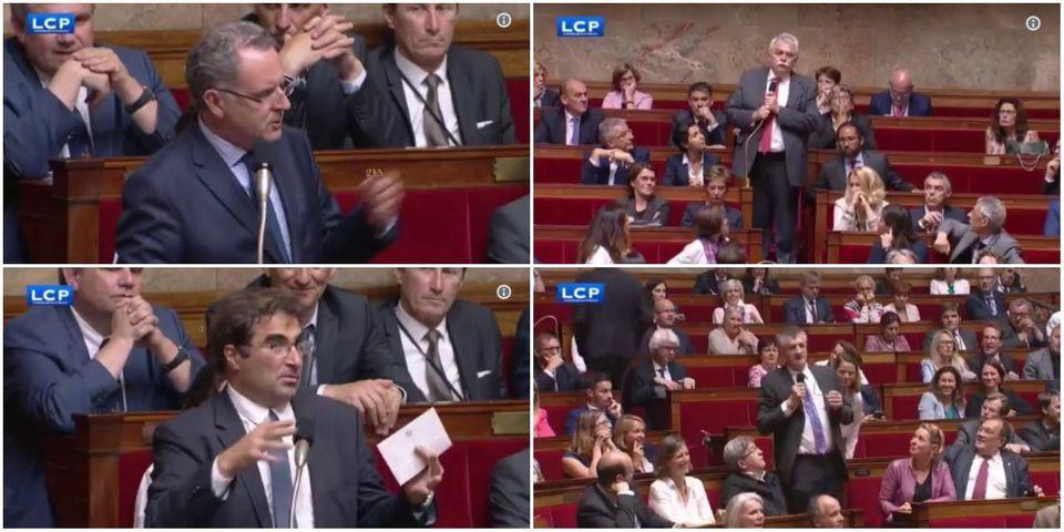Comment LREM a mis une pagaille incroyable à l'Assemblée dès la 2ème journée de la législature