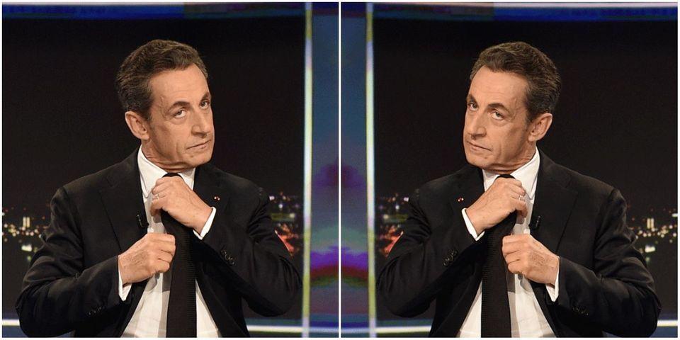 """Nicolas Sarkozy persuadé de gagner la primaire puisqu'il """"est majoritaire à droite et au FN"""""""