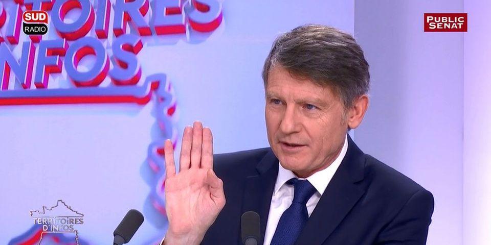 """Comment Vincent Peillon esquive une question sur l'utilisation du 49.3 par Manuel Valls : """"Je n'étais pas là"""""""