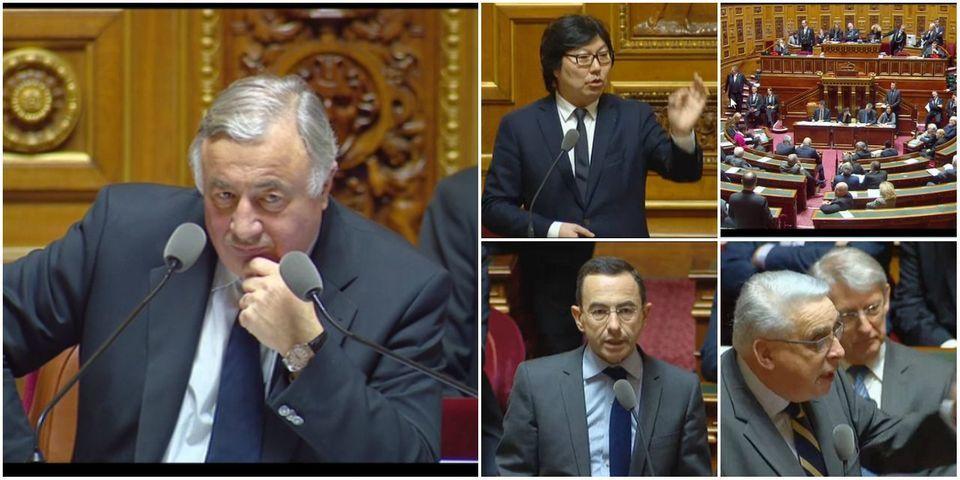 Condamnation unanime au Sénat des propos de Claude Bartolone sur la suppression de la haute assemblée