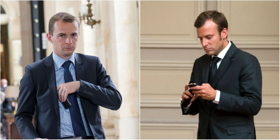 """""""Connard"""", """"mépris""""... l'explication musclée entre le député PS Olivier Dussopt et Emmanuel Macron"""
