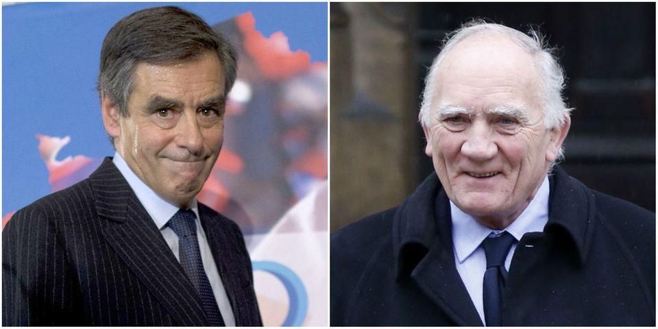 """Contrairement à ce qu'affirme François Fillon, Charles Millon assure être dans son équipe """"depuis le début"""""""