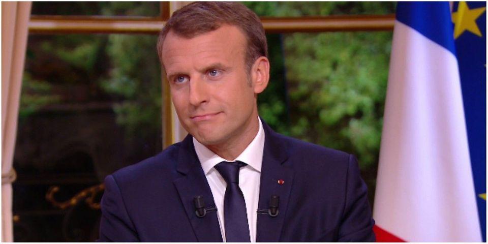 Contrairement à François Hollande, Emmanuel Macron ne veut pas être jugé sur la seule baisse du chômage et donne rendez-vous dans deux ans