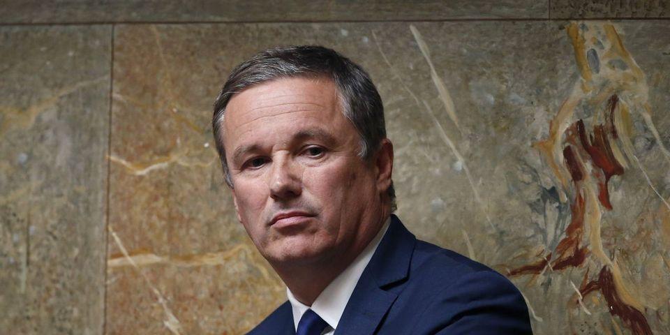 """Contrairement au FN, Nicolas Dupont-Aignan """"n'empruntera jamais dans une banque étrangère"""""""