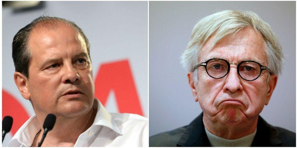 Contre l'avis de Jean-Pierre Masseret, Jean-Christophe Cambadélis annonce le retrait de la liste PS en Alsace-Lorraine-Champagne-Ardenne