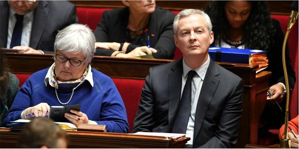Couac : Bruno Le Maire contredit Jacqueline Gourault sur le remplacement de la taxe d'habitation par un nouvel impôt