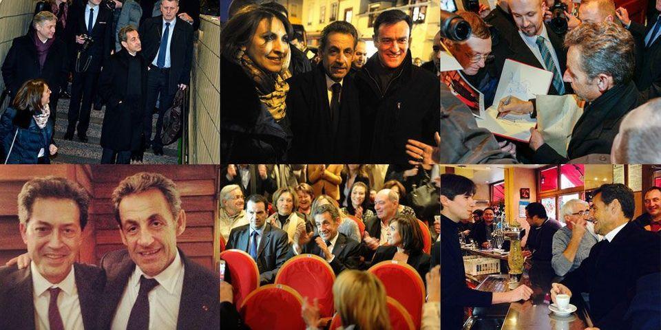 Coucou, c'est Nicolas Sarkozy, vous avez reçu mes cartes postales ?
