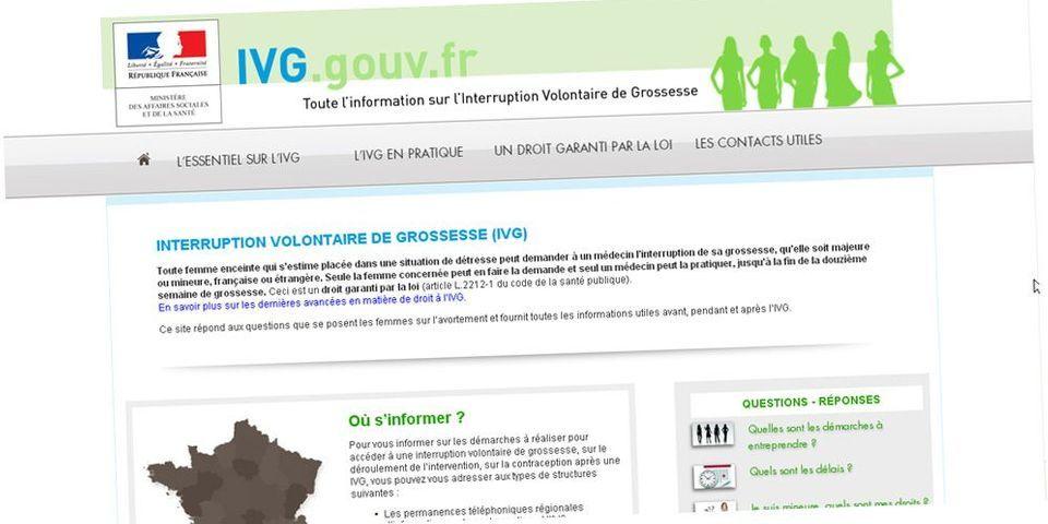 Création d'un site d'information sur l'avortement : une idée pas si consensuelle au gouvernement