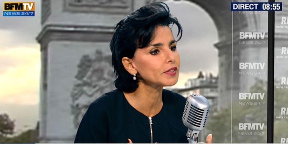 """Cris de poule d'un député UMP à l'Assemblée : Rachida Dati aurait """"imité le blaireau"""""""