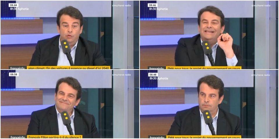 Critiqué à LR pour avoir créé Les Constructifs, Thierry Solère rappelle l'épisode du RUMP derrière Fillon