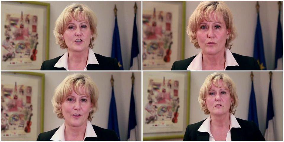 Dans ses vœux pour 2015, Nadine Morano s'oppose au référendum, pourtant voulu par Nicolas Sarkozy