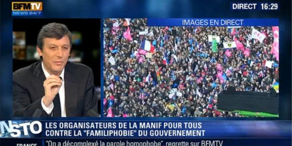David Assouline appelle à une contre-manifestation face à la Manif pour tous