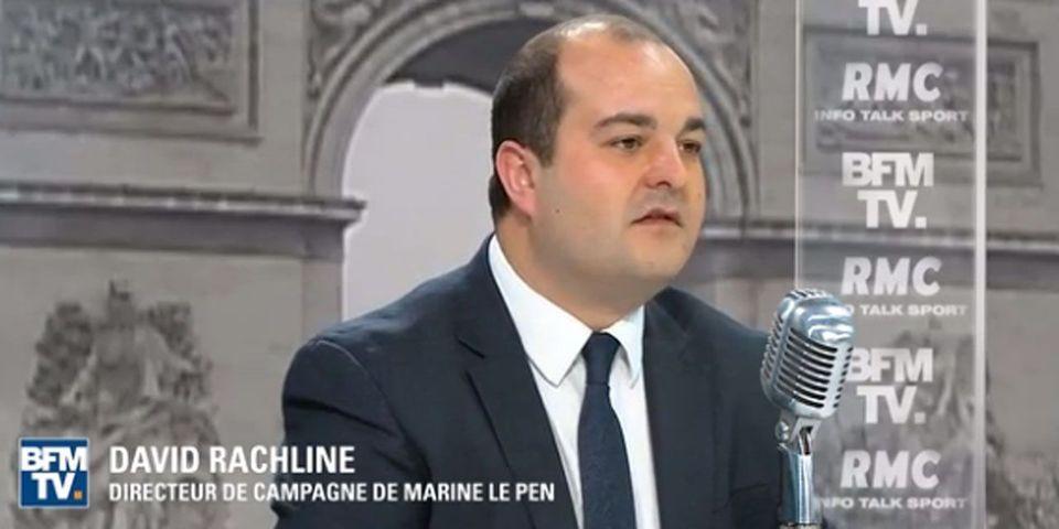 """David Rachline reprend l'intox de Marine Le Pen sur les logements """"bien souvent"""" attribués à des immigrés"""