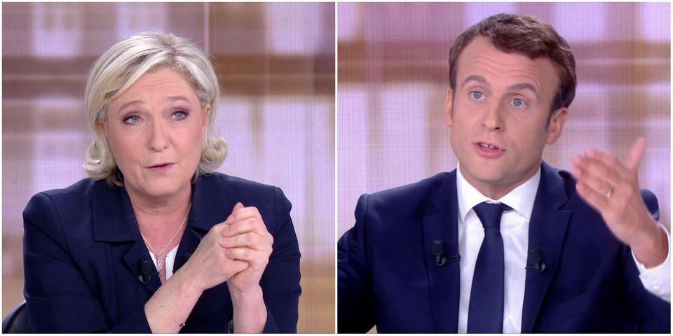 Débat : Marine Le Pen en flagrant délit de mensonge sur l'âge de départ à la retraite